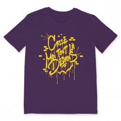 T-shirt CASSE TOUT
