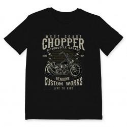T shirt CHOPPER