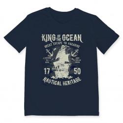 T-shirt KING OF THE OCEAN