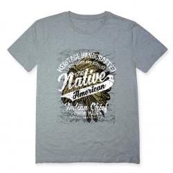 T-shirt NATIVE AMERICAN