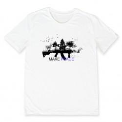 T-shirt MAKE PEACE