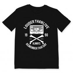 T-shirt LOUDER