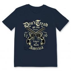 T-shirt LIBERTY OF DEATH