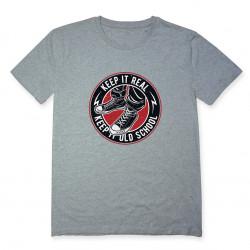 T-shirt KEEP IT REAL